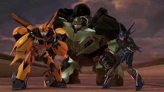 Transformers Prime Episode 1 in Hindi | Transformers Prime Ep 1 Part 3/3 |