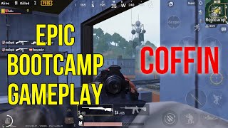 The King Of Bootcamp!! PUBG Mobile Gameplay