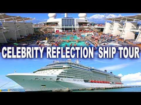 CELEBRITY REFLECTION - SHIP TOUR 2016 4K