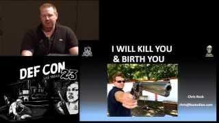DEF CON 23 - Chris Rock - I Will Kill You