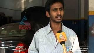 Benz car  work shop in Kunnamangalam:Kettathum Kandathum 17th Nov Part 3