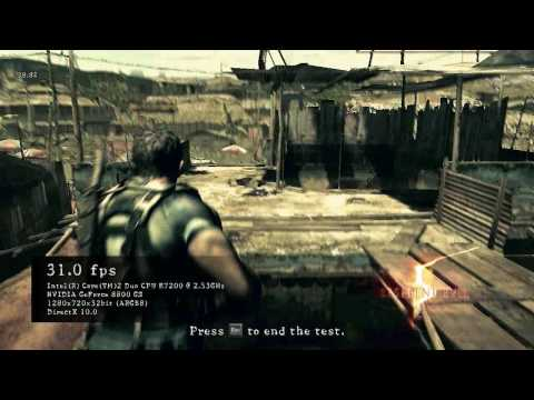 Xxx Mp4 Resident Evil 5 Pc Benchmark 9600gso XXX 3gp Sex