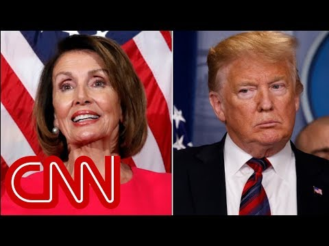 Nancy Pelosi pulls power move on Trump