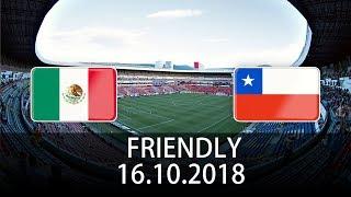 Mexico vs Chile - International Friendly - PES 2019