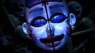 IL BALLO DELLA MORTE! | FNaF Sister Location Custom Night #1 [Gameplay ITA]