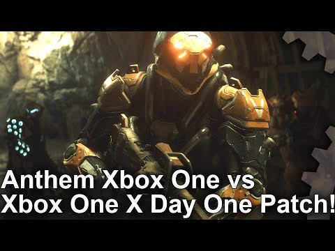 Xxx Mp4 Anthem Day One Patch Xbox One X Vs Xbox One Is Performance Good Enough 3gp Sex
