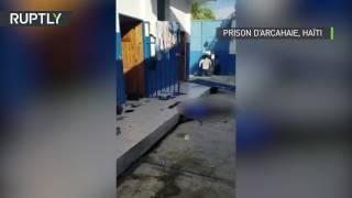 Evasion massive d'une prison à Haïti : 174 détenus s'échappent après avoir tué un gardien