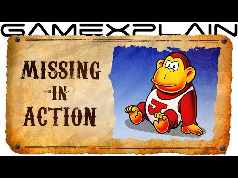 Xxx Mp4 The Kongfounding Case Of Donkey Kong Jr Missing In Action 3gp Sex