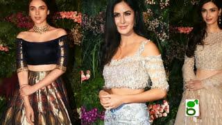 Best and Worst Dressed at Anushka Sharma-Virat Kohli Mumbai Reception
