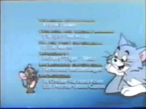 The Tom & Jerry Show 1975 credits with Turner logo