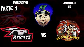 LOONEY TUNES VS REVOLTZ - CONFRONTO DE CLANS NO ARENA OF VALOR - PARTE 1
