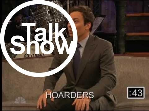 [Talk Shows]Charades with Julia Stiles, Jennifer Farley, Jimmy Fallon and Tariq Trotter