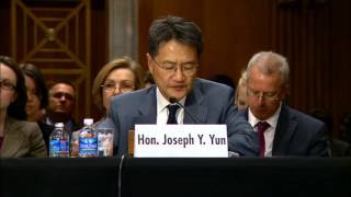 Acting Assistant Secretary Yun Testifies on Rebalance to Asia II: Security and Defense