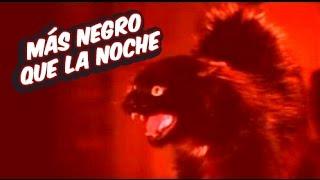 Más negro que la noche (1975)... Reseña - inspector geek