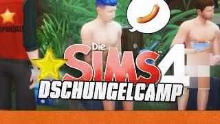 Klengan nackt?! #2 ⭐️ Die Sims 4 Dschungelcamp