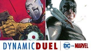 Battlecast: Deadshot vs. Bullseye