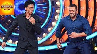 Shahrukh-Salman DANCE On Bigg Boss 9