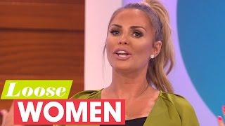 Katie Price's New, Perfect Boobs And Visiting Peter Andre's Wax Sculpture | Loose Women