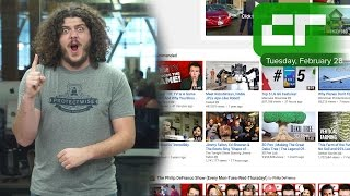 1 Billion Hours of YouTube A Day | Crunch Report