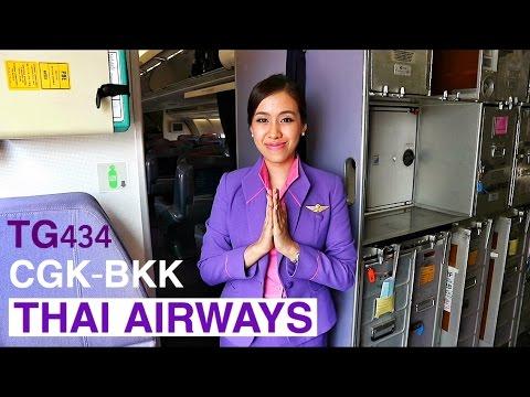 Xxx Mp4 THAI AIRWAYS TG434 SMOOTH AS SILK JAKARTA TO BANGKOK 3gp Sex