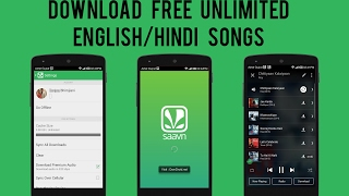 Free downloaded unlimited Hindi/English songs!!