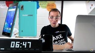 Fairphone 2 📱 Murks Nein Danke e. V. & Nachhaltigkeit | Monday Morning Club Vorbereitung ☕