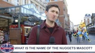 Londoners on the Pacers & Nuggets