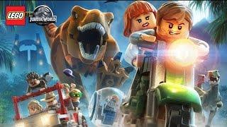 Jurassic World Lego Full Movie