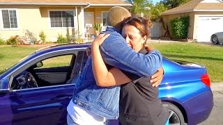 I BOUGHT MY MOTHER HER DREAM CAR **2018 BMW i328 (emotional)