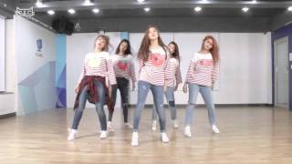 씨엘씨(CLC) - Pepe (Choreography Practice Video)
