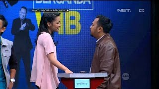 Waktu Indonesia Bercanda - Teamwork Chemistry Twindy Rarasati & Bedu TTS (1/4)