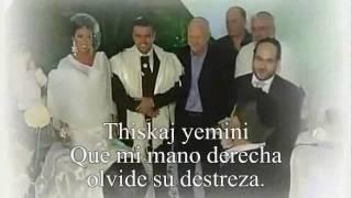 Im eshkajej Yerushalaim Si te olvidare Jerusalén Daniel Kriitnbergr Y Kinderlach (Itzik Dadya)