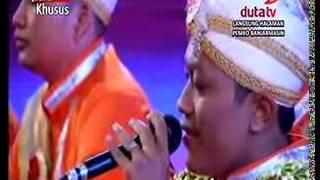 SYAWARIQIL ANWAR (Kab Banjar-Martapura) Busyro Lana - Festival Syair Maulid 2014 @Kalsel