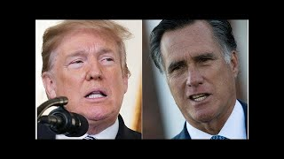 Trump Will Win 2nd Term In 2020, Mitt Romney Predicts