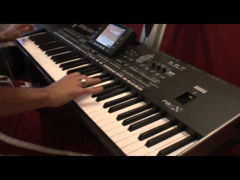 Korg Pa3x CE usb Demo From T.O.L.G.A 1