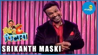 Srikanth Maski Best    Hindi Comedy 2016