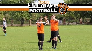 MORE Sunday League Football - GOALKEEPER OR STRIKER?