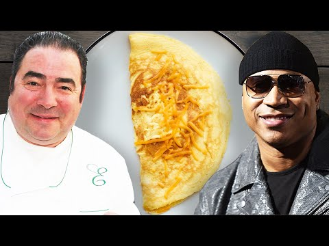 Which Celebrity Has The Best Omelet Recipe