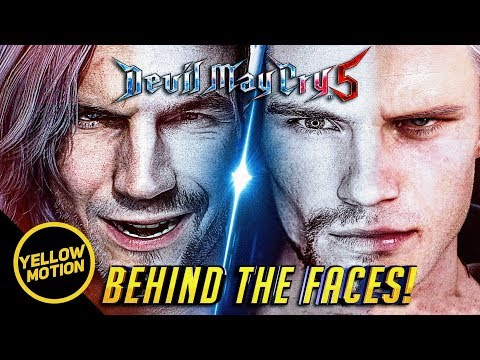 Xxx Mp4 DEVIL MAY CRY 5 Meet Adam And Karlo The Real Faces Behind Dante And Nero Thoughts Discussion 3gp Sex