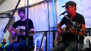 Idle Hands - Ring of Fire - Looe Music Festival 2012