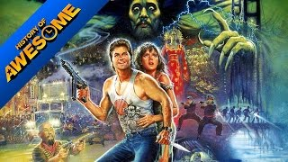 Big Trouble in Little China: The Beat-em-Up Action Movie