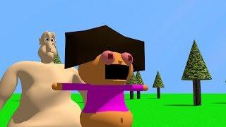 Dora Helps The Globglogabgalab