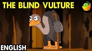 The Blind Vulture - Hitopadesha Tales in English - Animation/Cartoon Stories For Kids