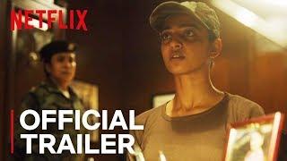 Ghoul   Official Trailer [HD]   Netflix