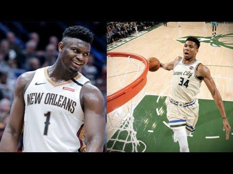 NBA Dunk Contest MOMENTS