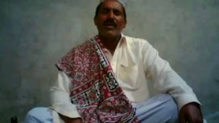 SARIKI POETRY BY JAM GUL NAWAZ OF ROSHAN BHAIT SADIQ ABADI