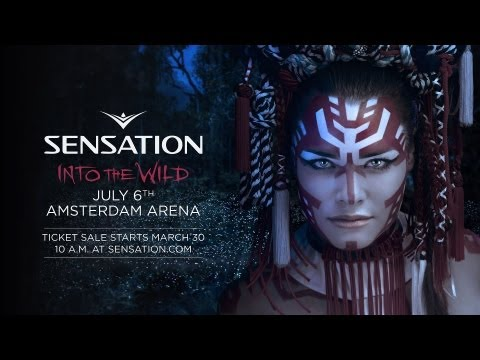 Sensation presents Into The Wild