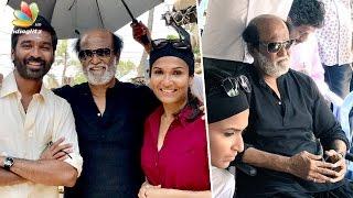 Why Rajinikanth Visited 'VIP 2' Shooting Spot ?  | Dhanush, Amala Paul | Hot Tamil Cinema News