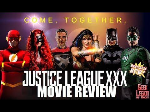 Xxx Mp4 JUSTICE LEAGUE XXX 2017 Romi Rain Porn Parody Superhero Movie Review 3gp Sex
