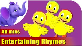 Nursery Rhymes Vol 4 - Collection of Twenty Rhymes